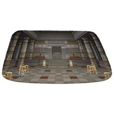 Ancient Egyptian Hall Bathmat