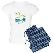 Personalized Dance pajamas