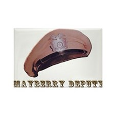Mayberry Deputy Hat Magnets