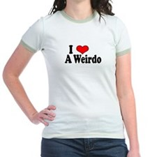 I Love a Weirdo T-Shirt