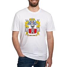 TVS Mini-Logo Backprint Grey T-Shirt