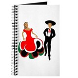 Mexican Dancers Journal