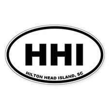 Hilton Head Island SC Decal