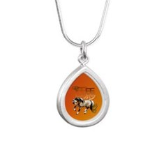 The Year Of The Horse Necklaces