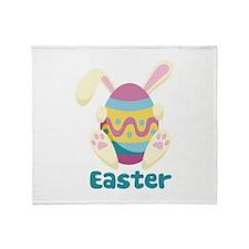 Easter Throw Blanket