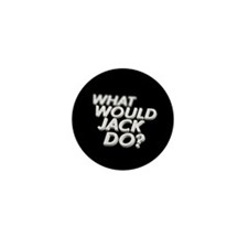 What would Jack do? Mini Button (100 pack)