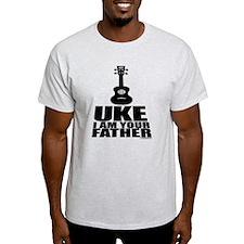 Uke Father T-Shirt