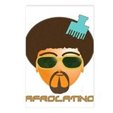 AFROLATINO Postcards (Package of 8)
