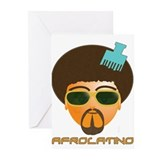 AFROLATINO Greeting Cards (Pk of 10)