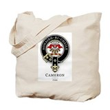 Clan Cameron Tote Bag