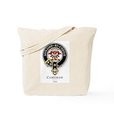 Clan Cameron Tote Bag