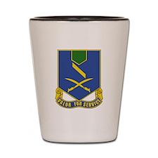 DUI - 137th Infantry Regiment Shot Glass