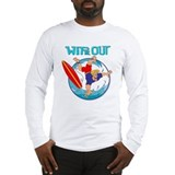 Wipe Out Long Sleeve T-Shirt