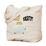 Tasty Toast Tote Bag