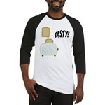 Tasty Toast Baseball Jersey