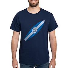 Skull Board T-Shirt
