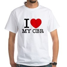 I Love My CBR T-Shirt