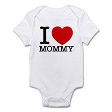 I Love Mommy Body Suit