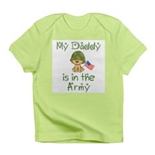 Unique Military babies Infant T-Shirt