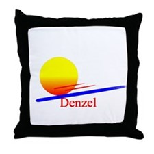 Denzel Throw Pillow