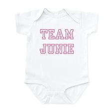 Team JUNIE Infant Bodysuit