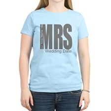 Wedding Mrs T-Shirt