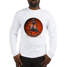 Diana Goddess of Hunt Long Sleeve T-Shirt