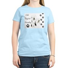 Sheepdog prints T-Shirt