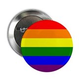 "Cute Flag 2.25"" Button (10 pack)"