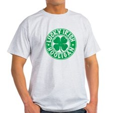 Lucky Irish Hooligan T-Shirt