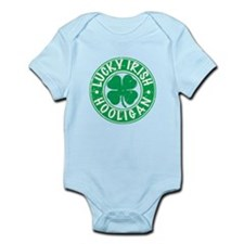 Lucky Irish Hooligan Infant Bodysuit