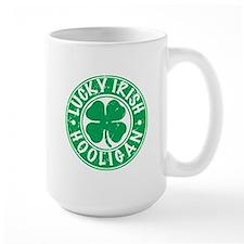 Lucky Irish Hooligan Mug