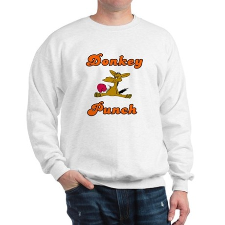 Donkey Punch Sweatshirt