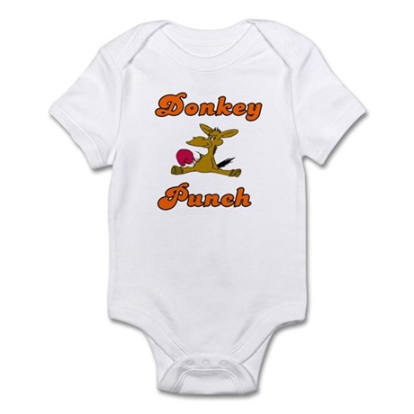 Donkey Punch Infant Bodysuit