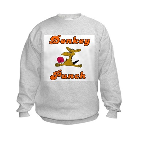 Donkey Punch Kids Sweatshirt