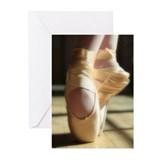 Ballerina Greeting Cards (Pk of 10)