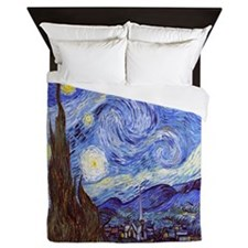 Starry Night Vincent Van Gogh Queen Duvet