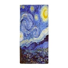 Starry Night Vincent Van Gogh Beach Towel