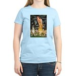 Fairies & Boxer Women's Light T-Shirt
