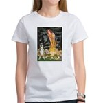 Fairies & Boxer Women's T-Shirt