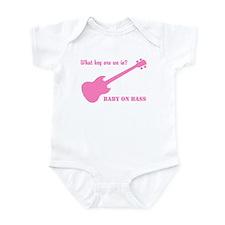 Baby on bass -  Onesie