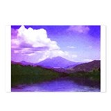 Atitlán Volcano Postcards (Package of 8)