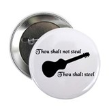 Thou shalt not steal Button