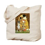 The Kiss & Boxer Tote Bag