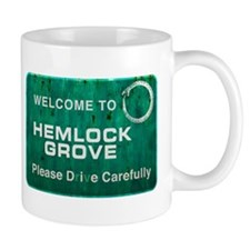 Welcome Hemlock Grove Mug