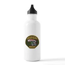 East Los Station Sheriff Water Bottle