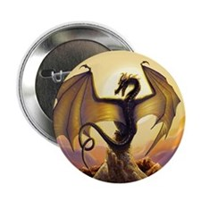 """Dragon 2.25"""" Button (10 pack)"""