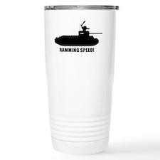 Ramming Speed Travel Mug