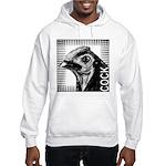 Graphic Cock Hooded Sweatshirt