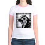 Graphic Cock Jr. Ringer T-Shirt